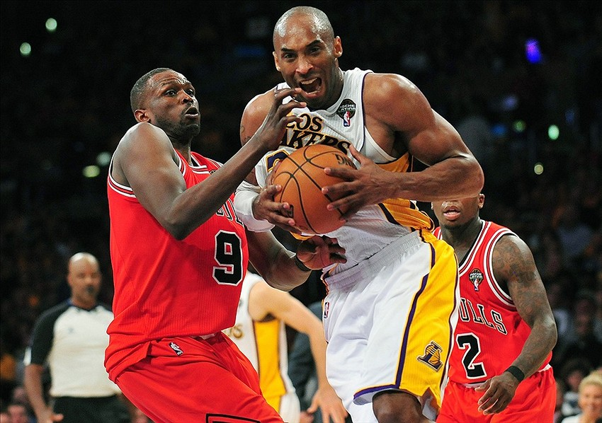 Lakers interested in Luol Deng?