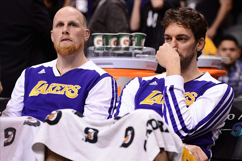 NBA Trade Rumors: Lakers stand pat on deadline day