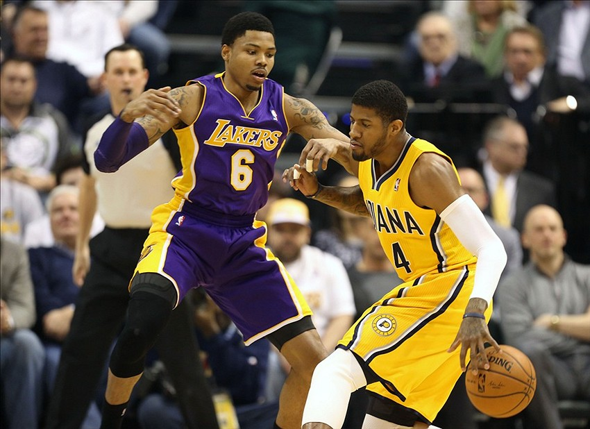 """D'Antoni on Bazemore: """"He Has A Bright Future."""""""