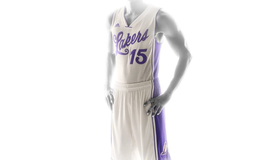 reputable site f642e c4d0f NBA Christmas Day Jersey Rankings: Where Do the Lakers ...
