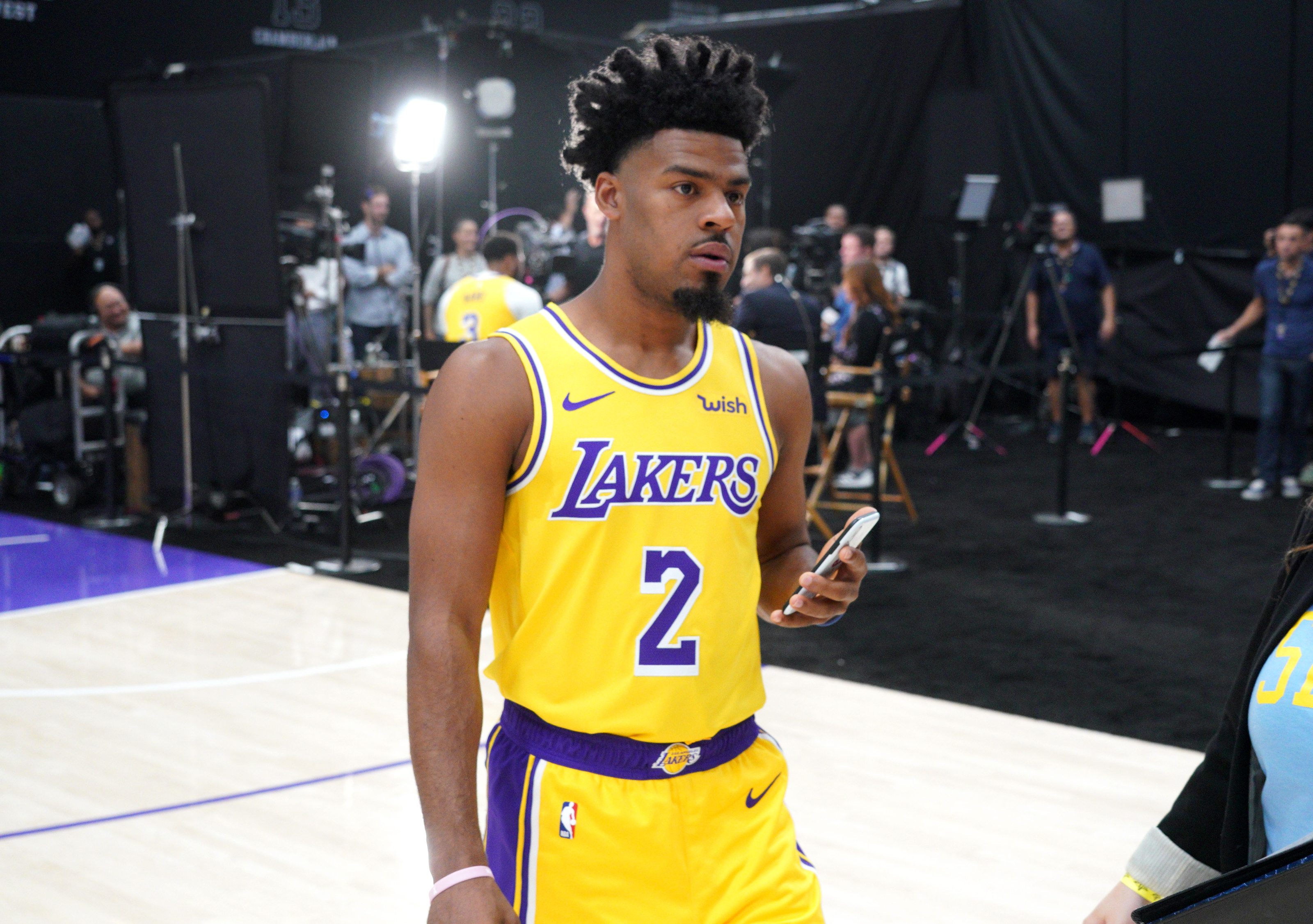 Los Angeles Lakers: 5 reasons Quinn Cook could break out this ...