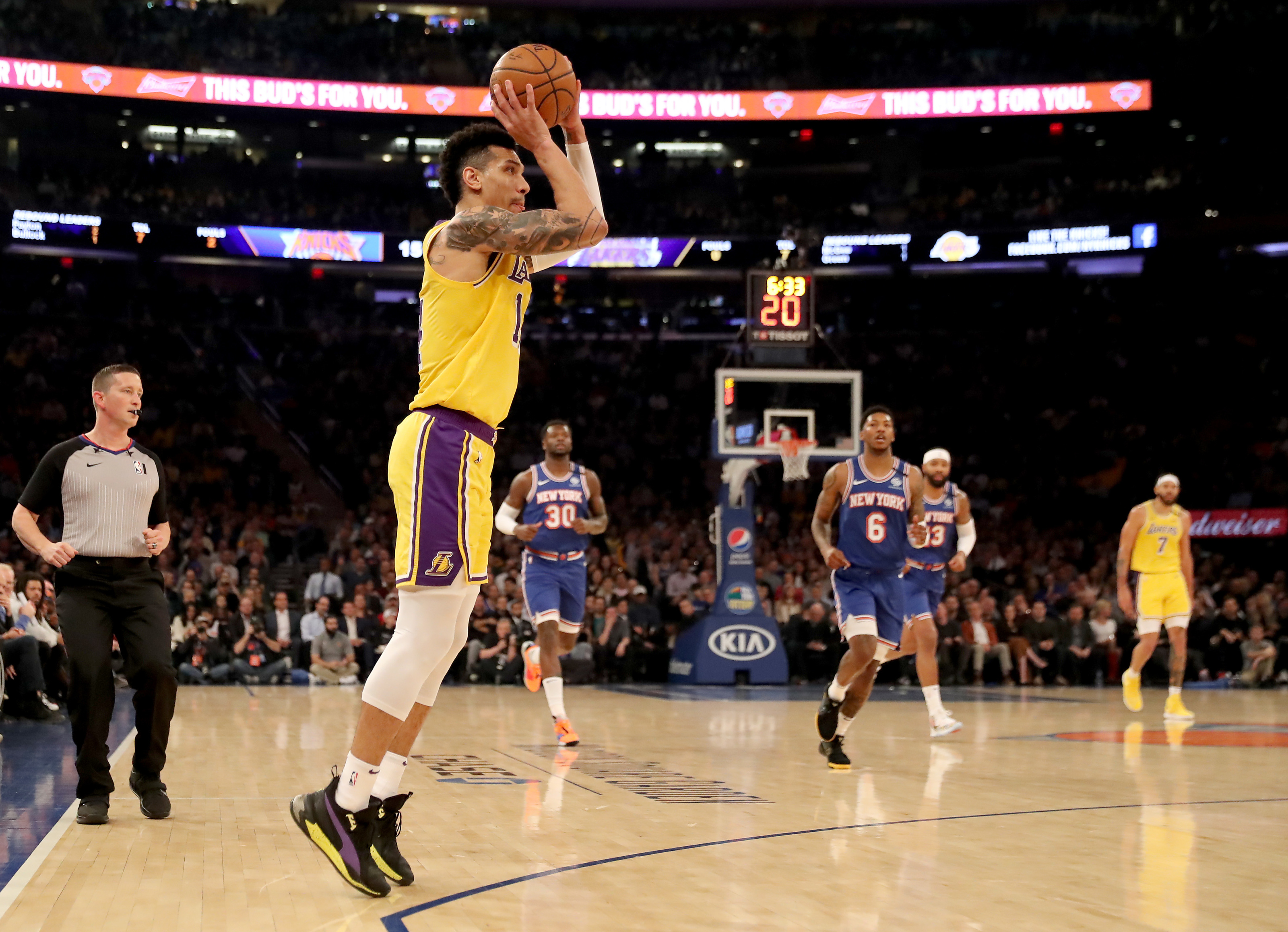 Los Angeles Lakers 3 Reasons Why Danny Green Is Key To Win A Title
