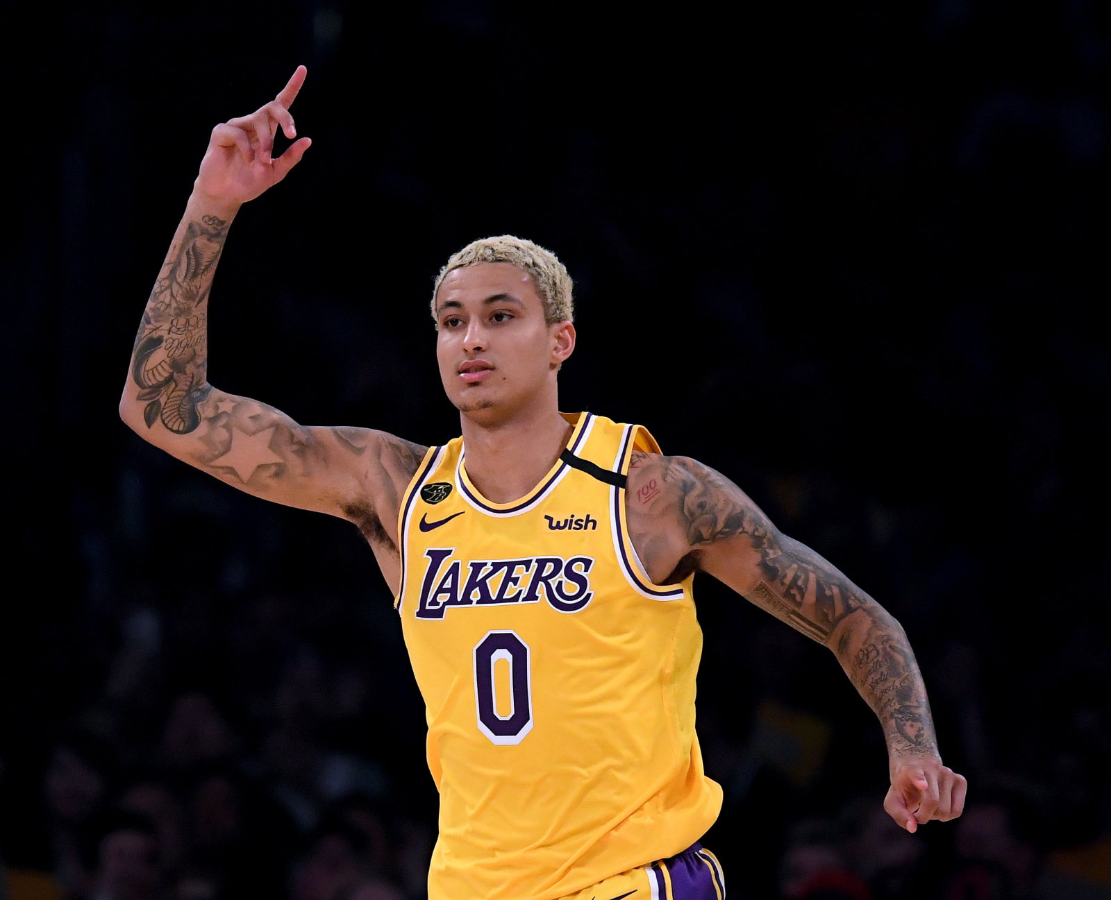 Los Angeles Lakers: Kyle Kuzma named as X-factor for the playoffs