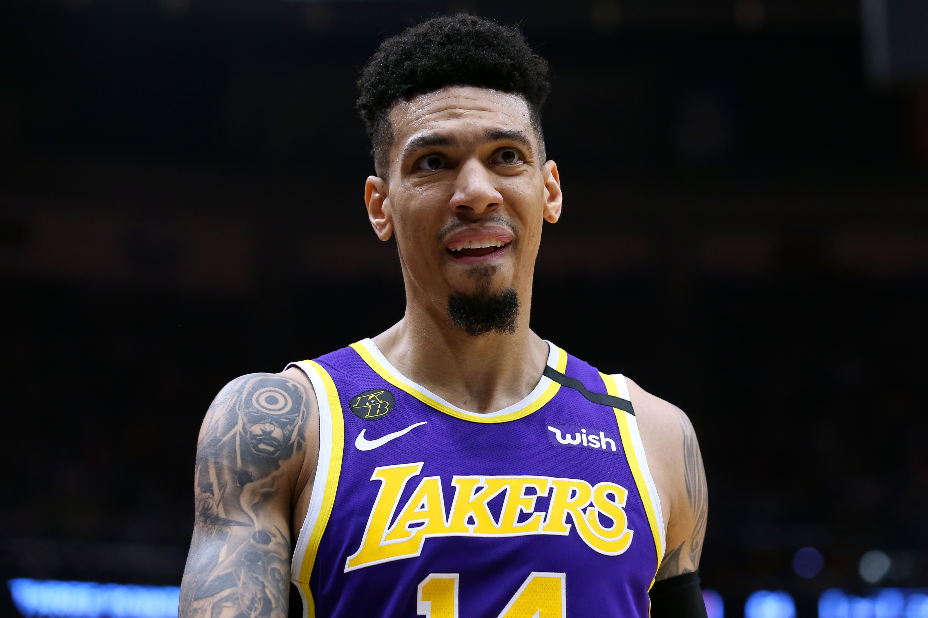 Los Angeles Lakers Can Danny Green Find His Shot