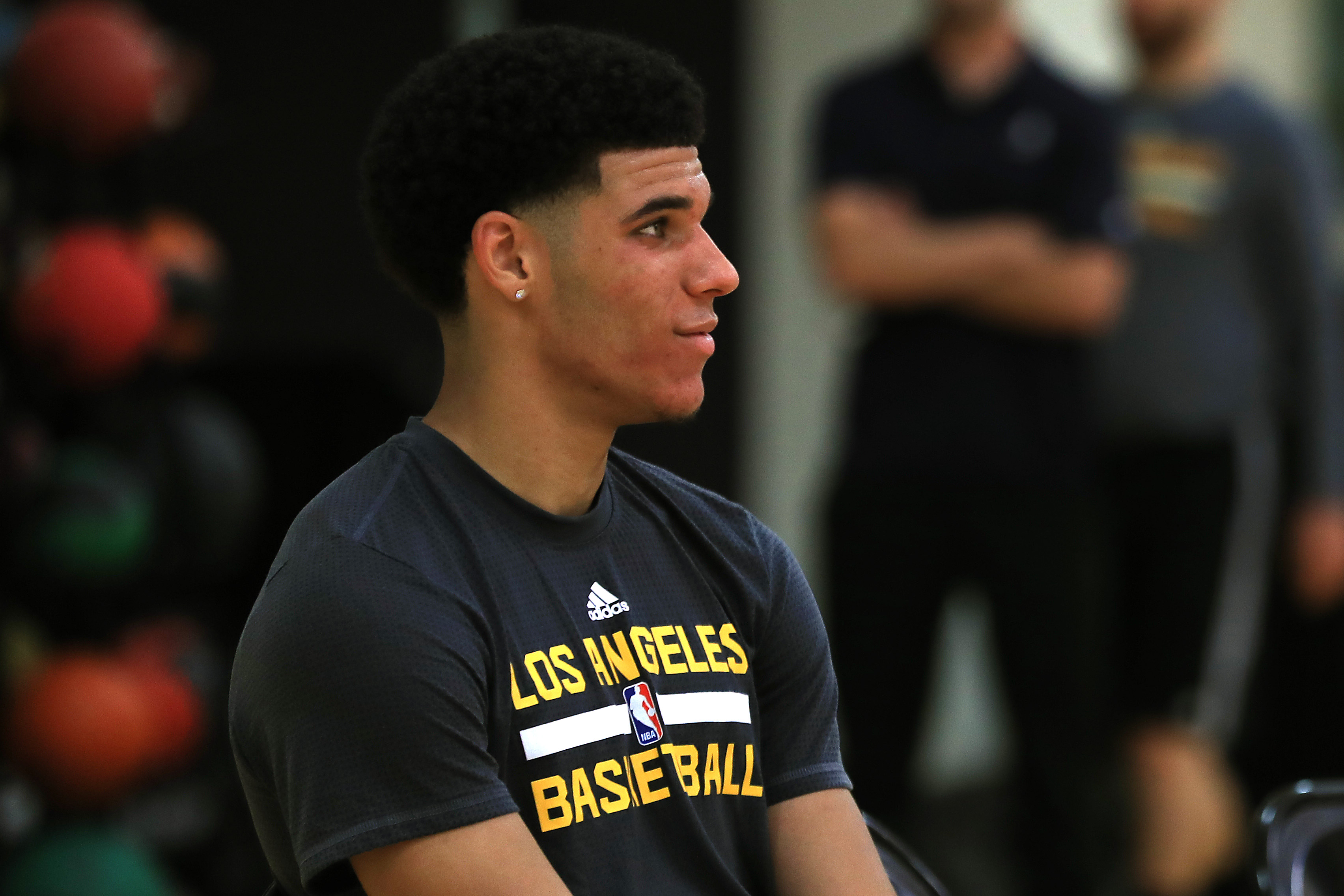 Los Angeles Lakers Four Players With Something To Prove In Las Vegas Summer League