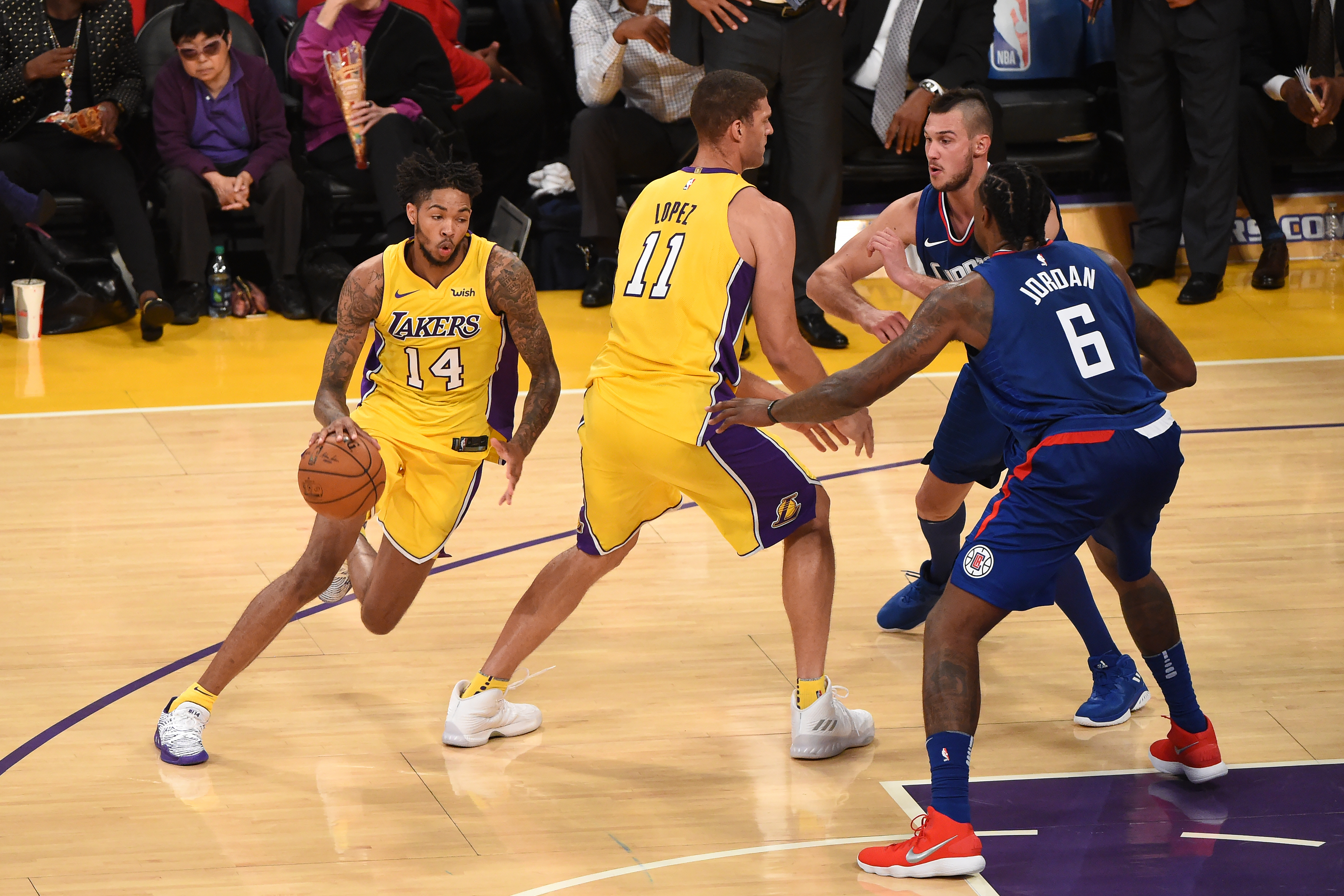 Los Angeles Lakers vs Los Angeles Clippers: How to watch ...