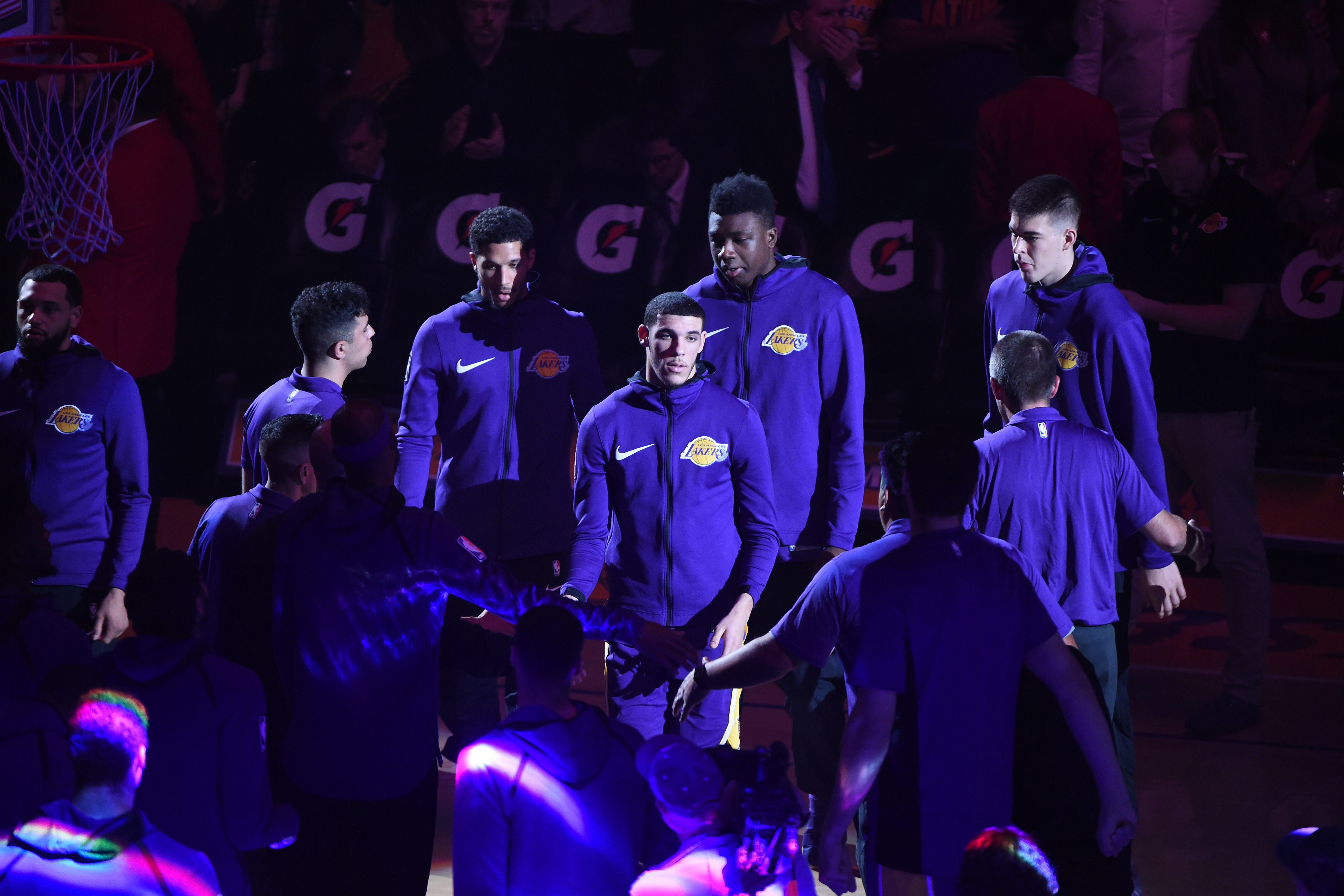 Ingram's game-winner lifts Lakers past Sixers