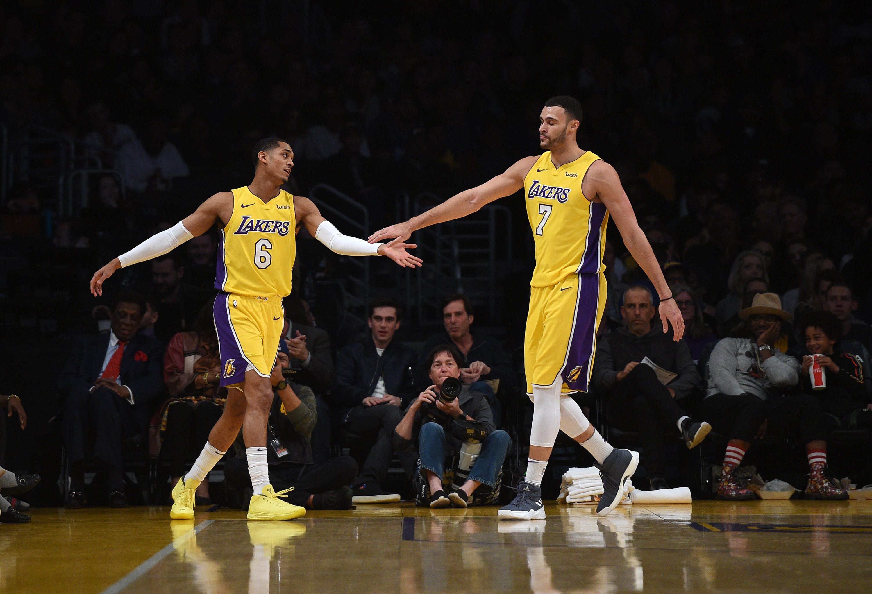 Lakers >> Angeles Lakers 3 Takeaways From Win Against The Indiana Pacers