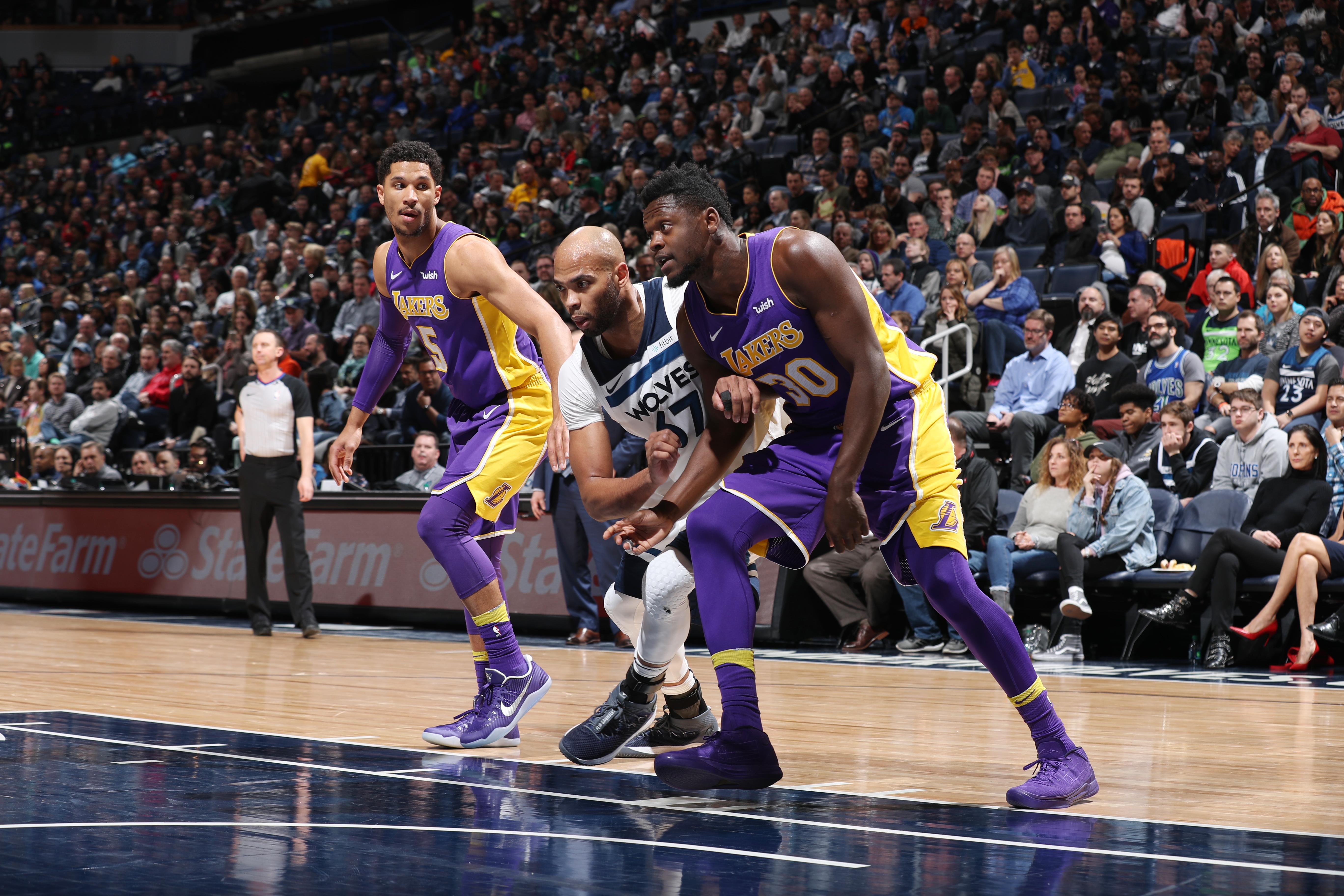 Los Angeles Lakers vs Minnesota Timberwolves recap and ...