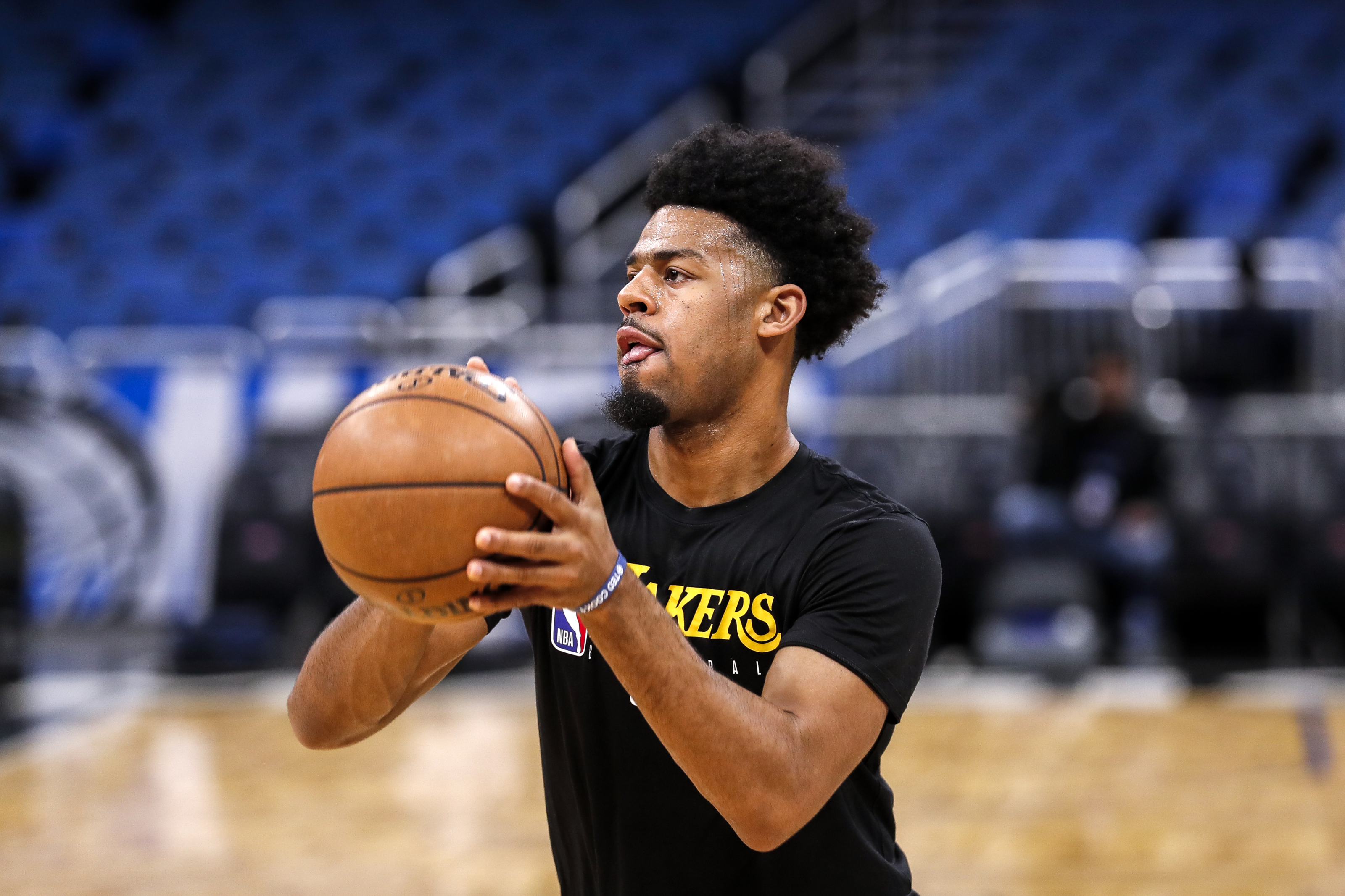 Los Angeles Lakers: Quinn Cook means more than meets the eye