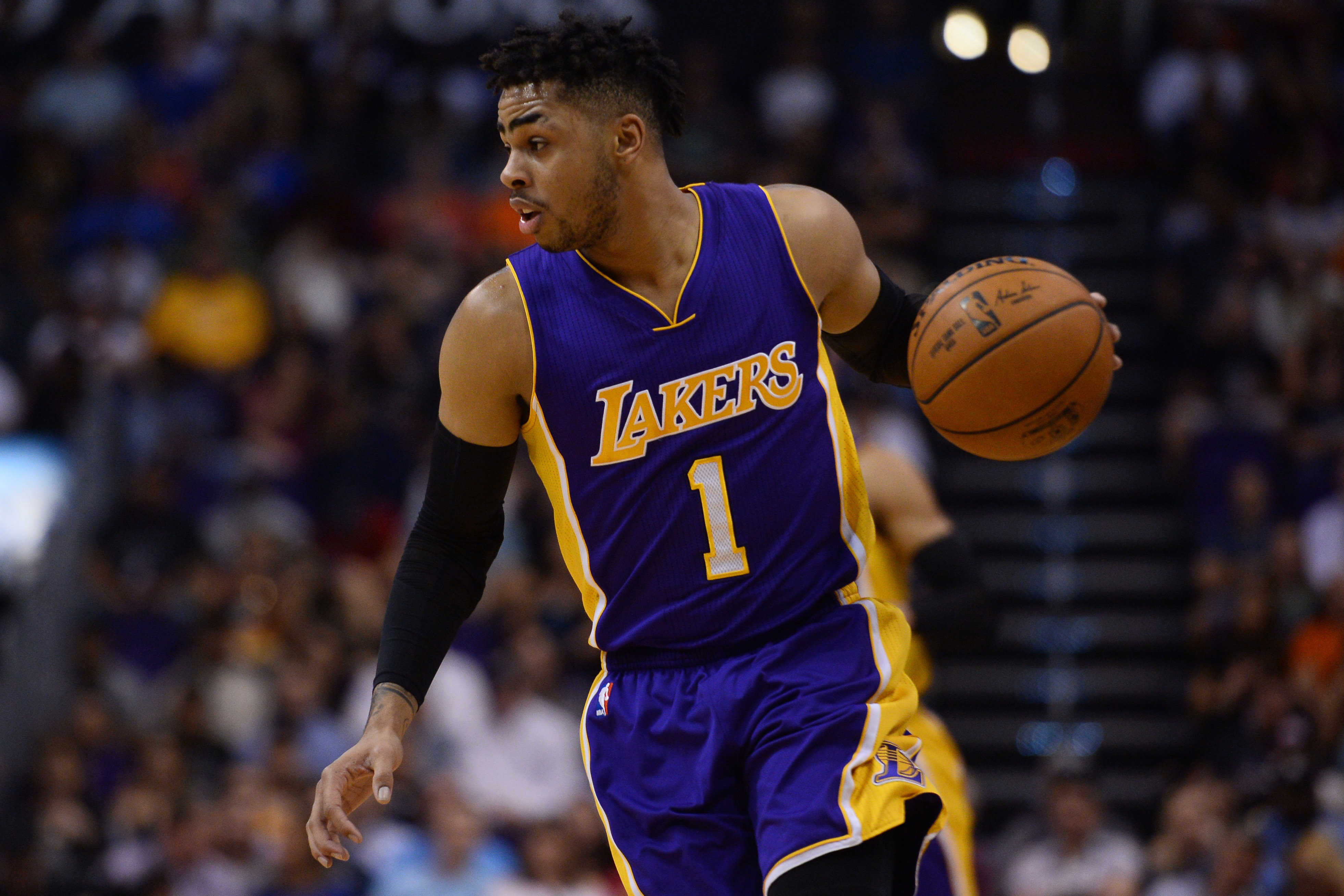 34bb16895 Los Angeles Lakers  4 reasons trading D Angelo Russell was right move
