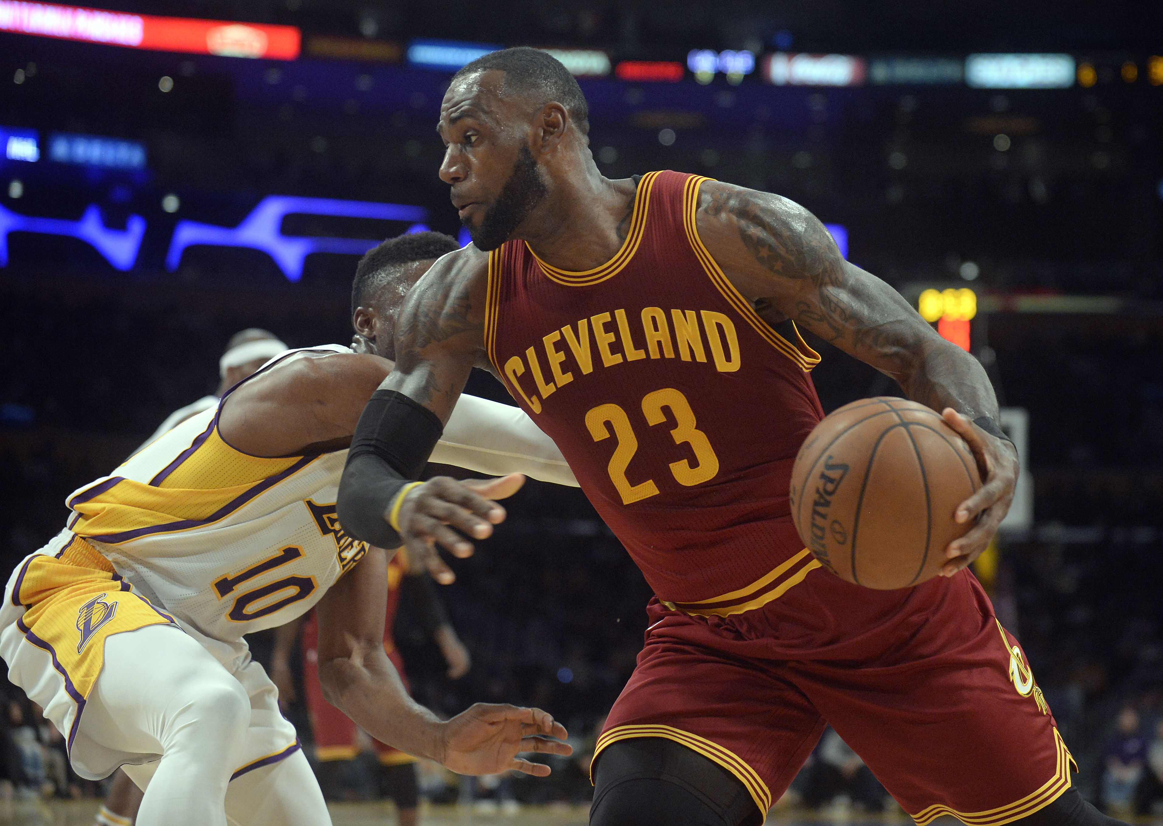 Los Angeles Lakers 3 Reasons To Sign LeBron James